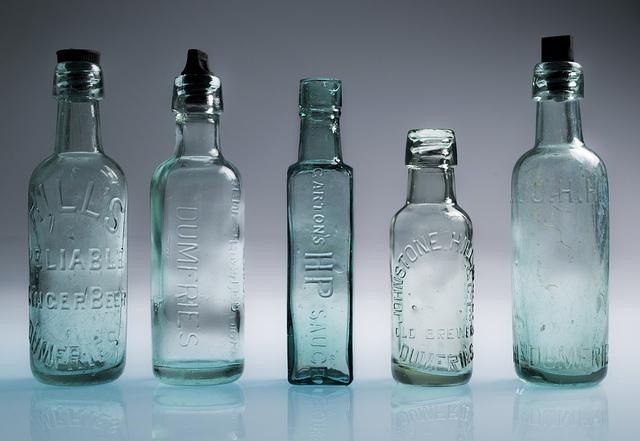 瓶集め大好き!保存容器はガラス派?ホーロー派?