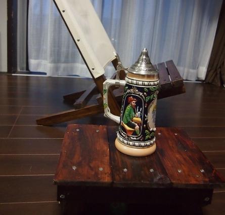 【DIY】ローチェアにぴったり!自作ウッドローテーブルの作り方