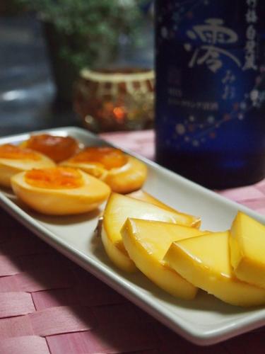 家で作ろう!チーズとゆで卵の燻製
