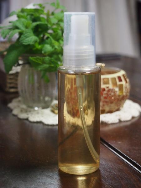 【日焼け後の肌や皮膚の炎症に効果的】ペパーミントチンキを使って化粧水作り
