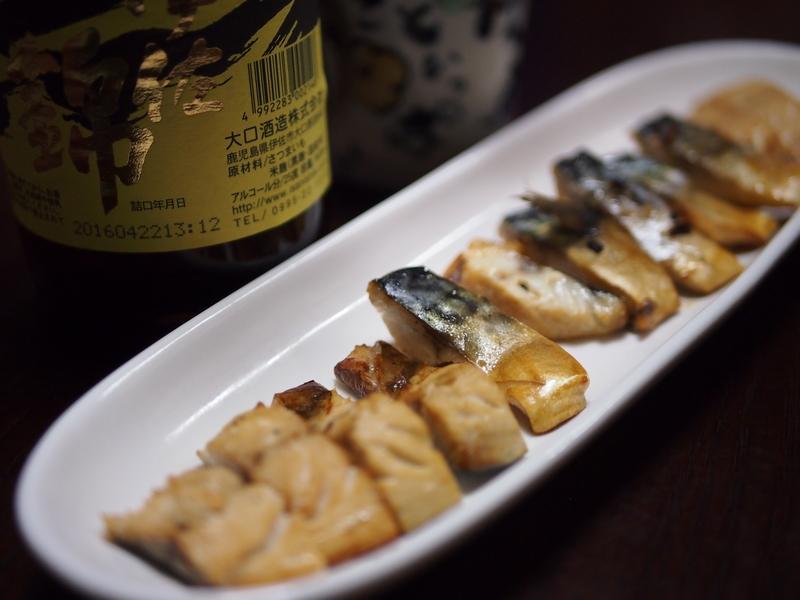 【燻製】絶品!酒のつまみに最適。焼きさばよりもっとうまい、燻製さば。
