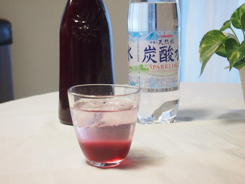 【季節のたのしみ】かわいいピンク色✩簡単おいしい自家製プラムシロップ出来ました。